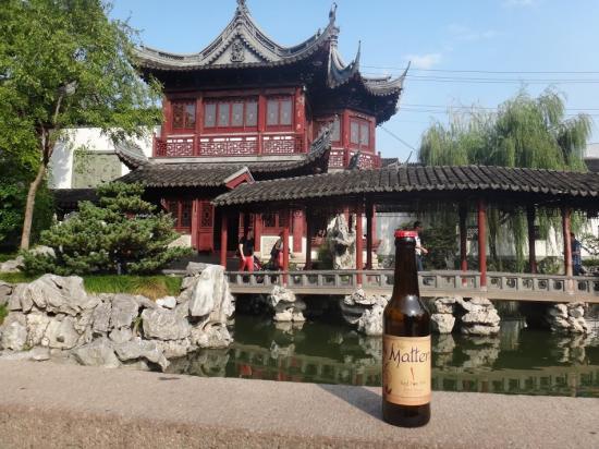 Yu-Yuan garden - Shanghai - Joe